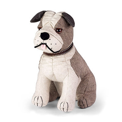 Dora Designs - 'Thurston The Bulldog' Doorstop
