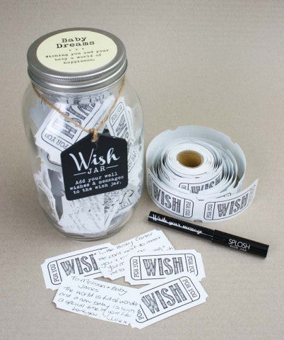 Splosh - 'Baby Dreams' Wish Jar