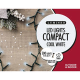 Lumineo LED Compact Twinkle Lights (Cool White)