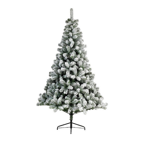 Everlands 6ft 'Frosted Imperial Pine' Artificial Christmas Tree
