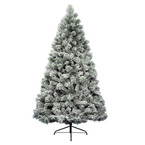 Everlands - 4ft 'Snowy Vancouver Mixed Pine' Artificial Christmas Tree