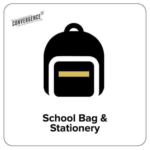 School Bag & Stationery