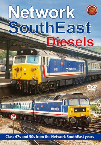 Network SouthEast Diesels: NSE Years Class 47s & 50s