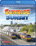 Sunrise Sunset UK Volume 1 - A day at Peak Forest and Great Rocks