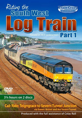 Riding the South West Log Train - Part 1