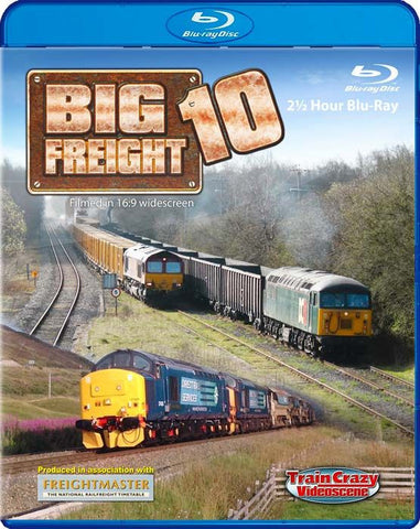 Big Freight 10 (1080p HD)