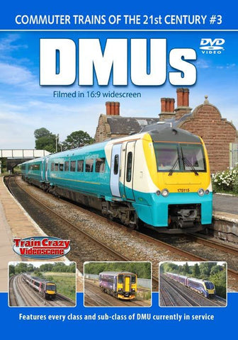 Commuter Trains of the 21st Century #3 - DMUs