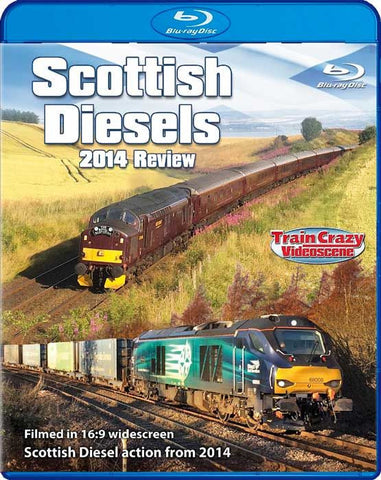 Scottish Diesels 2014 Review (1080p HD)