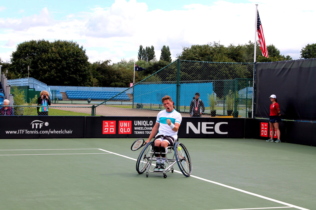 Alfie Hewett Storms Into British Open Final