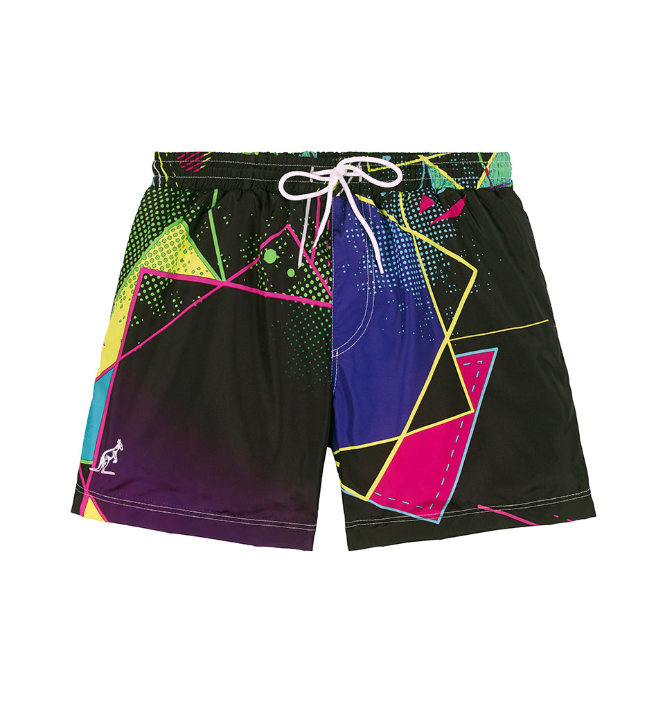 Australian Hard Court Graphic Swim Short