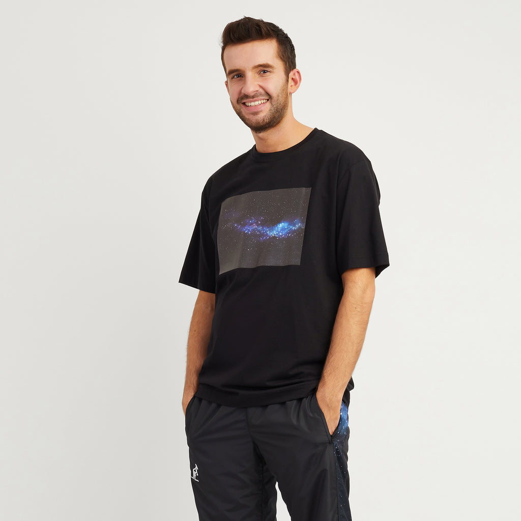 Hard Court Printed T Shirt