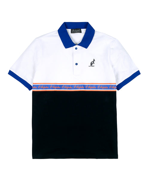 Taped Chest Polo