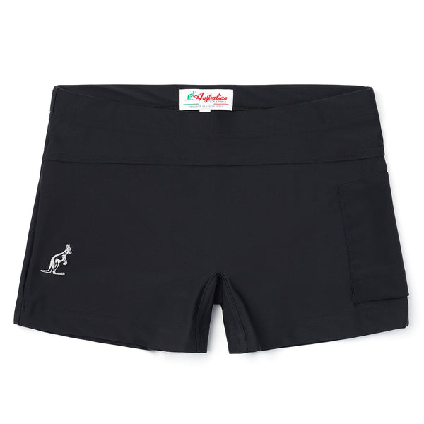 Womens Tennis Short With Ball Pocket