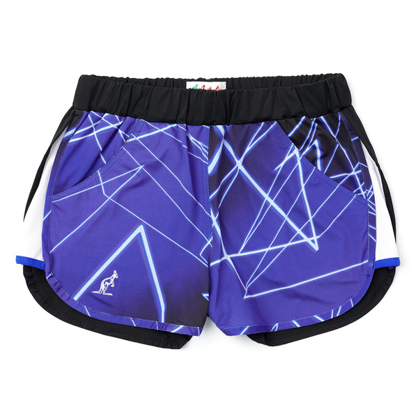 Womens Graphic Training Short