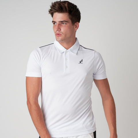MEN'S TECHNICAL SPORTS POLO
