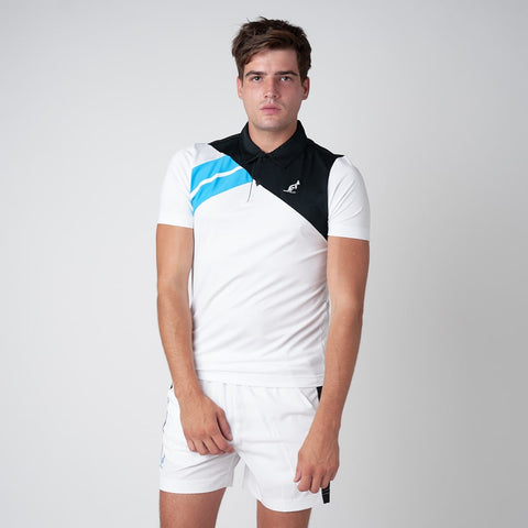 MEN'S TECHNICAL TENNIS POLO SHIRT