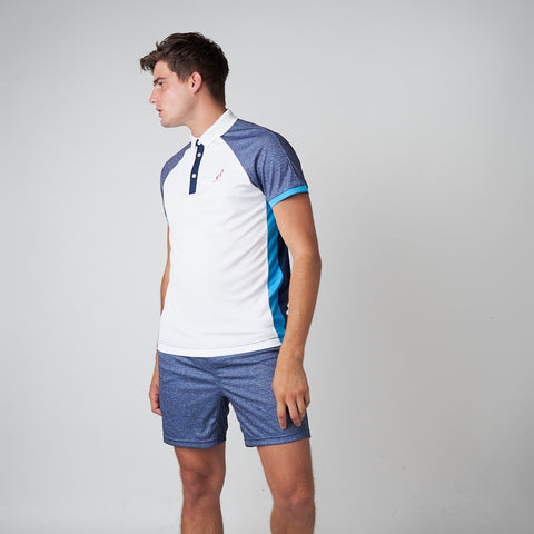 Men's Denim Print Sport Short