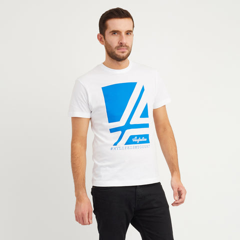 Graphic A Logo Tee