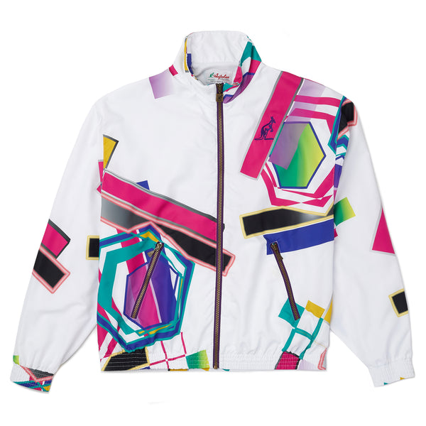 Heritage All Over Graphic Jacket