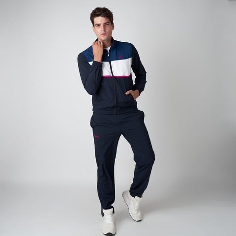 Men's Sport Tracksuit - Colour Block