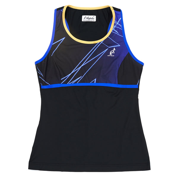 Womens Graphic Sports Top