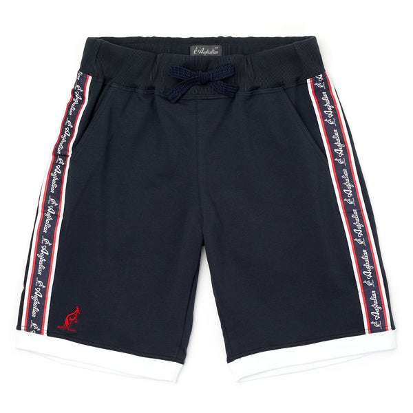 Sweat Short with Heritage Taping