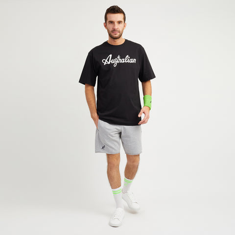 Loop Back Cotton Sweat Short
