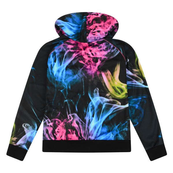 Women's Gym Hoodie - Graphic Print