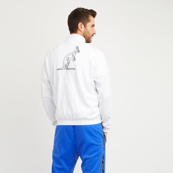 Heritage Back Logo Jacket