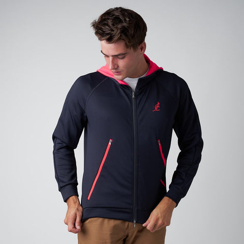Men's Technical Zip Up Hoodie