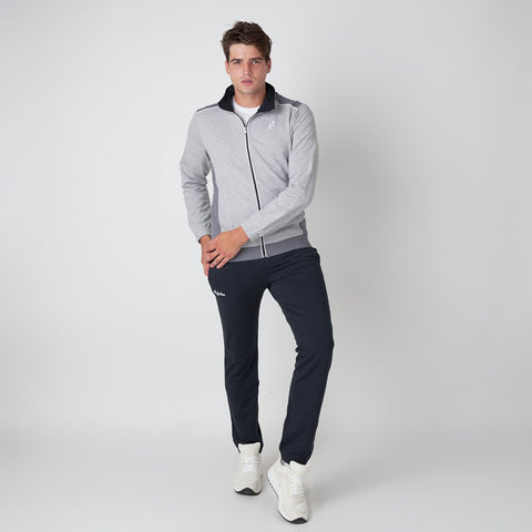 Men's Grey Cotton Tracksuit | Australian L'Alpina