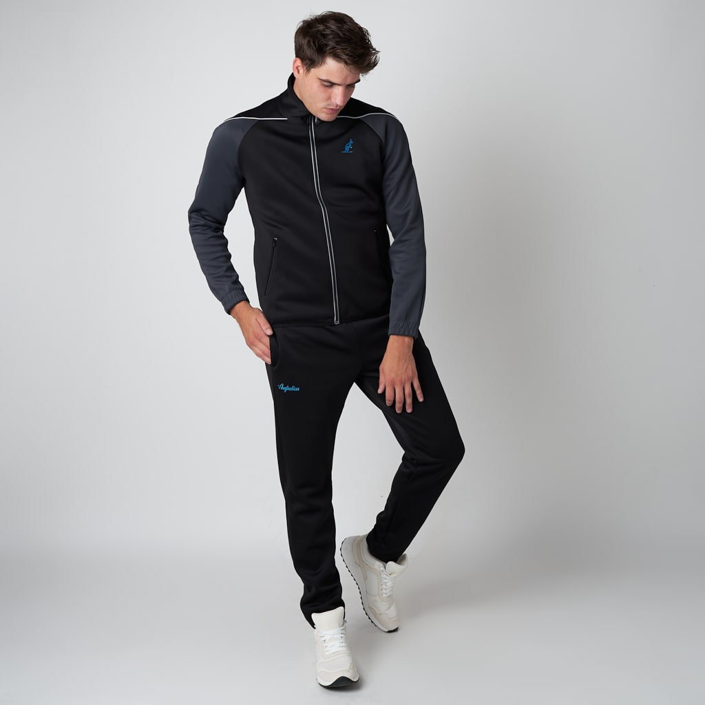 Men's Funnel Neck Technical Tracksuit
