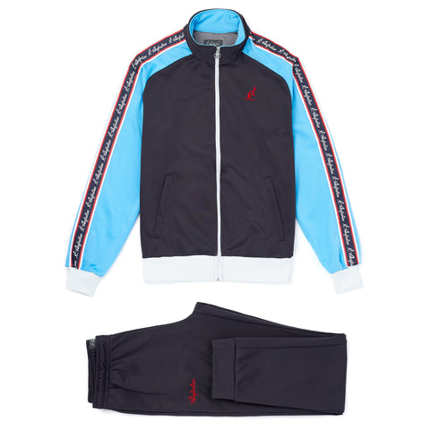 Tracksuit With Retro Taping