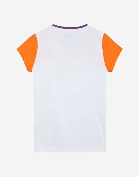 AUSTRALIAN TECHNICAL COLOUR BLOCK T-SHIRT