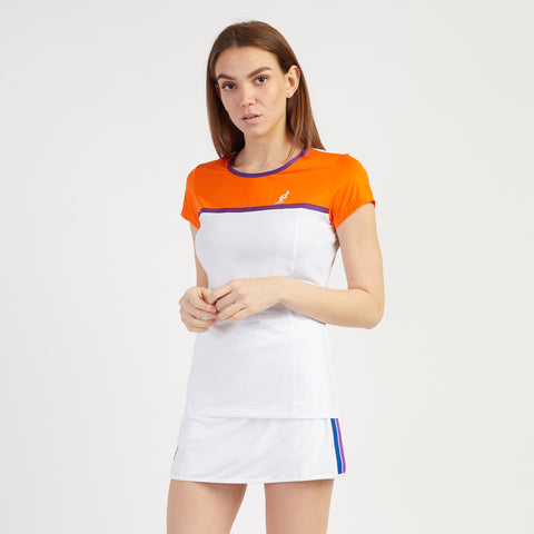 TENNIS SKORT WITH SIDE TAPING