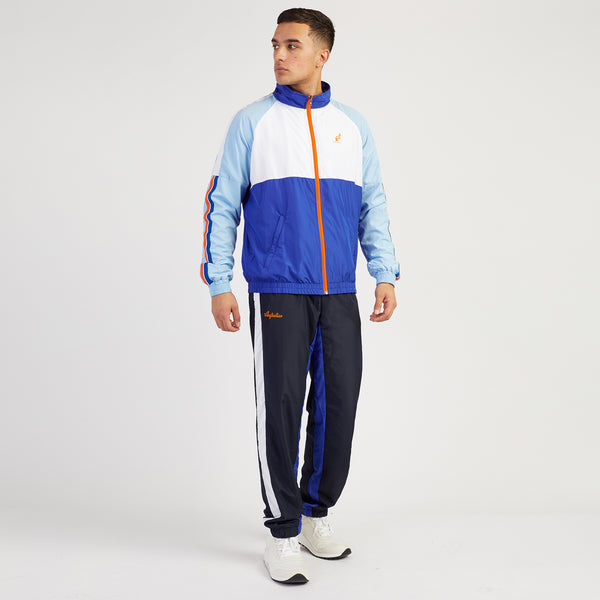 LEISURE TRACKSUIT WITH ELASTICATED CUFF