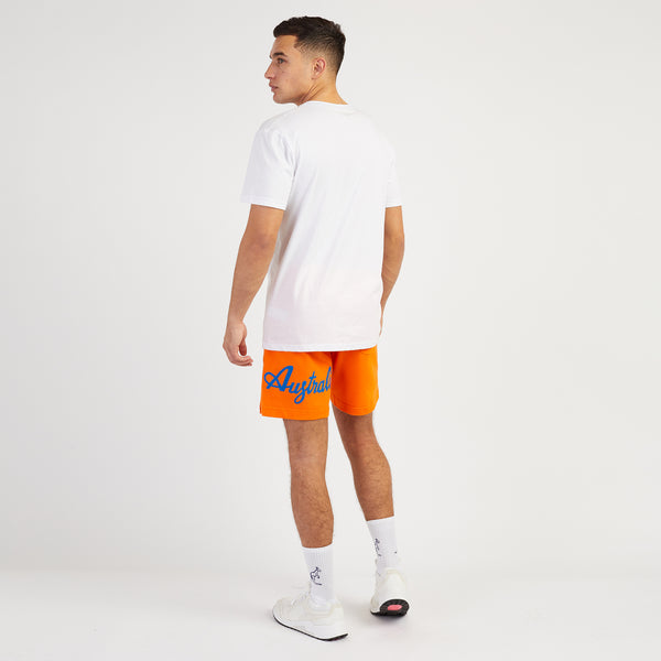 Cotton Jersey Loop Back Sweat Short