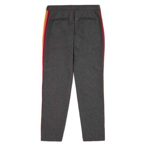 Red Court Taped Sweatpants