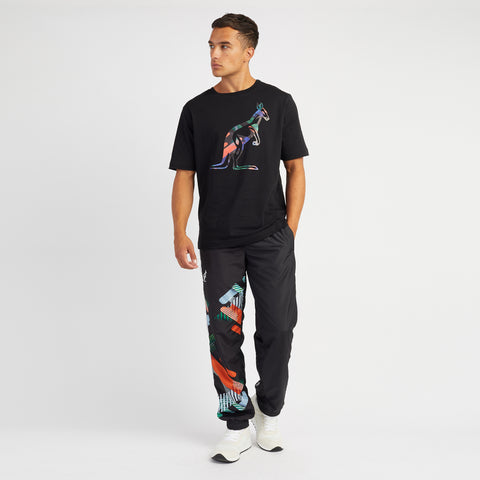 Hard Court Tracksuit Trousers with Abstract Graphic Print