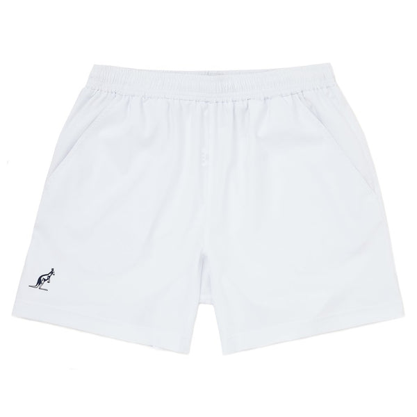 Men's Classic Sport Short White - Australian L'Alpina