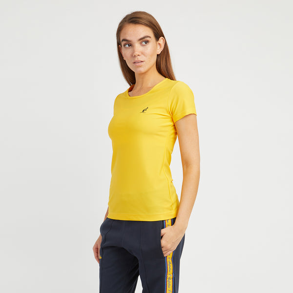 Technical Sports T-shirt with integrated support