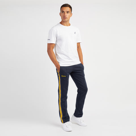 Mens Sweatpant With Heritage Taping