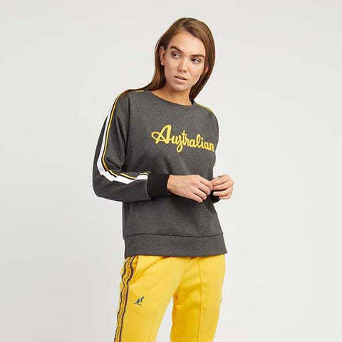 Women's Logo Embroidered Sweatshirt