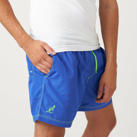 Swim Short With Contrast Drawcord