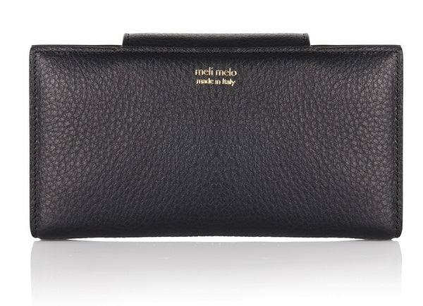Halo Wallet Black - from meli melo