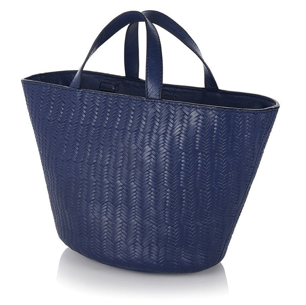 Rosalia Mini Handbag Midnight Blue - from meli melo