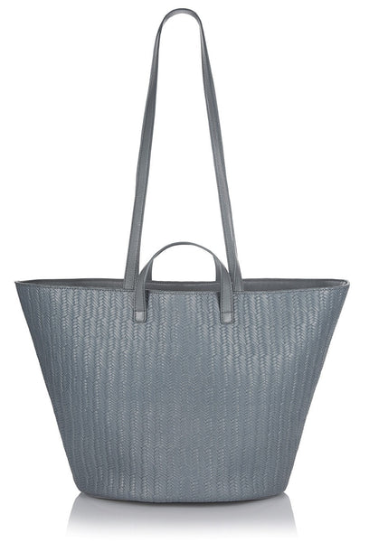 Rosalia Handbag Blue Heron - from meli melo