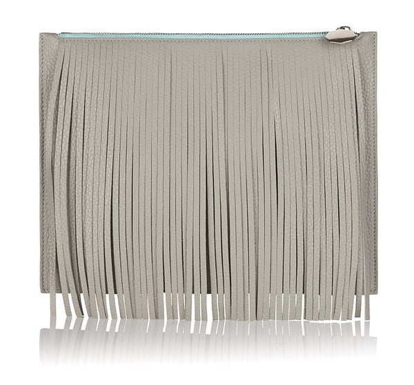 thela-oversized-clutch-lunar-grey-fringing