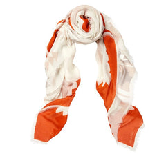 Cashmere Scarf Aztec Print - from meli melo