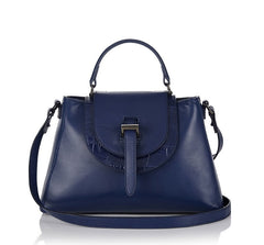 Flavia Tote Bag Midnight Blue - from meli melo